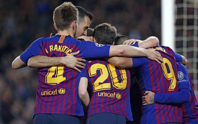 95e06217946636 FC Barcelona - Lyon | UEFA Champions League Round of 16 - FC Barcelona