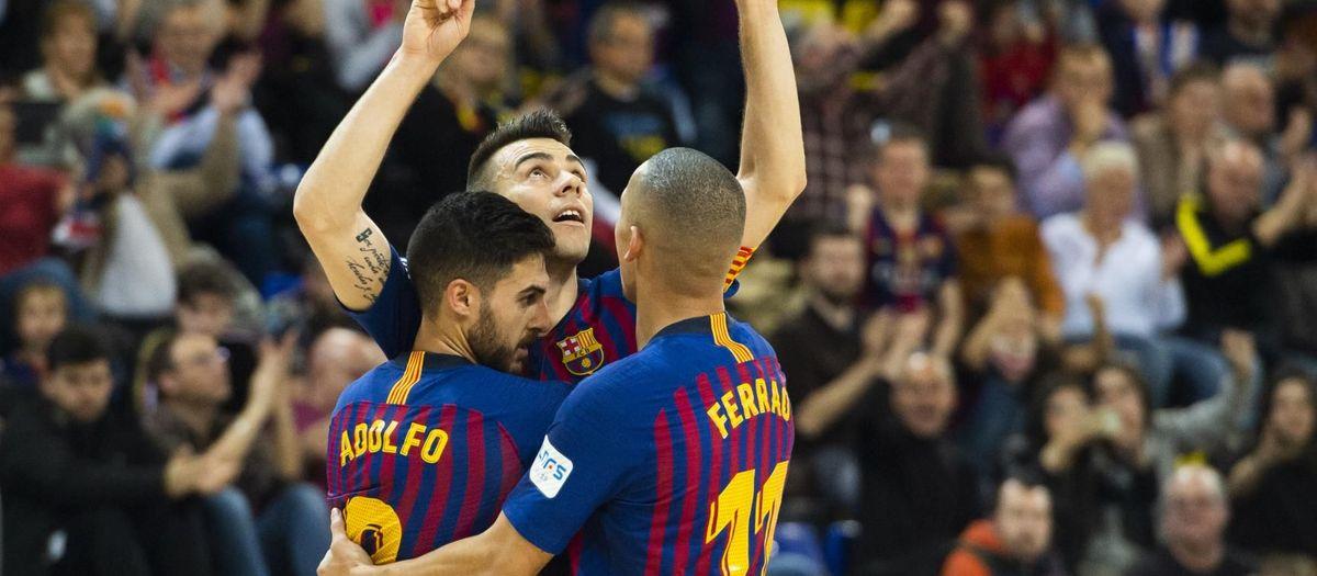 Barça Lassa 6–0 O Parrulo: A return to winning ways
