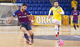 305458dd4b0 Barça Lassa 6–0 O Parrulo  A return to winning ways