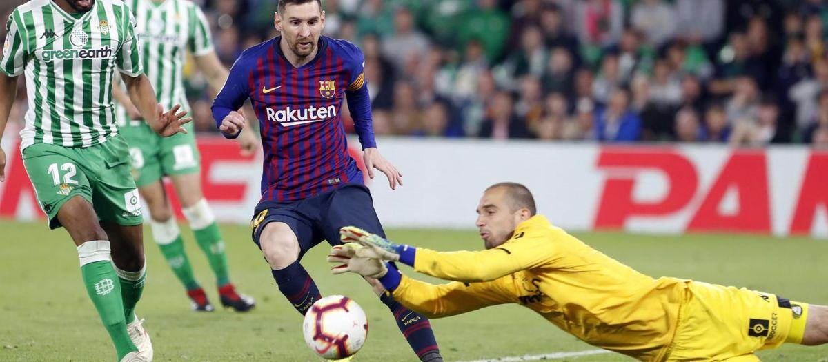 BETIS - FC BARCELONA