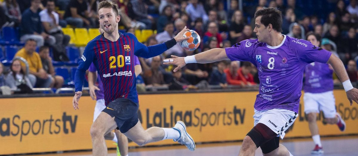 Barça Lassa beat Guadalajara for a ninth consecutive title