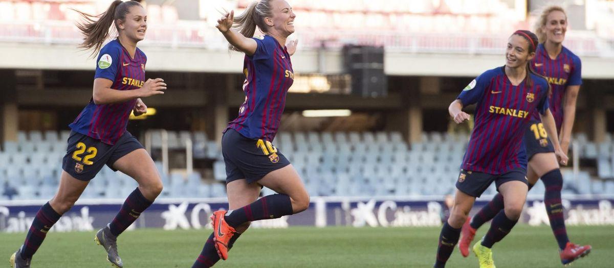 Barça Women 3-0 Valencia CF: The end of a brilliant week