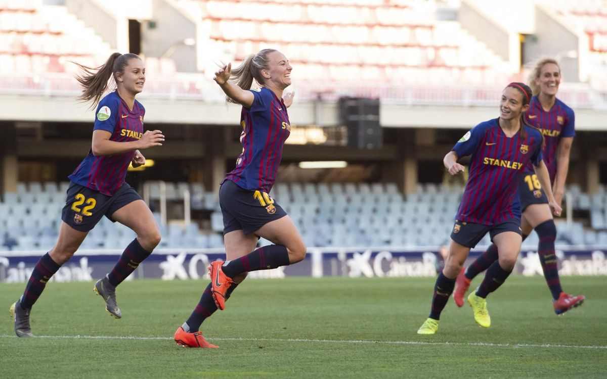 Barça Women 3-0 Valencia CF: The end of a brilliant week