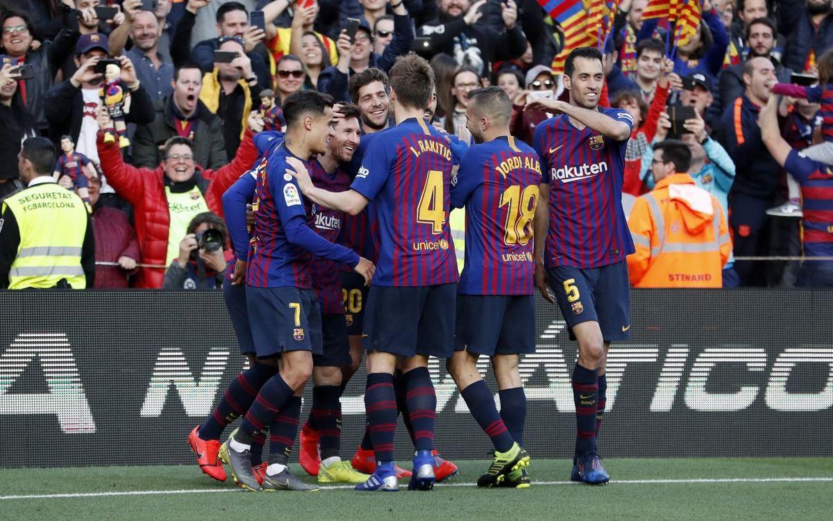 La prèvia del Vila-real - Barça