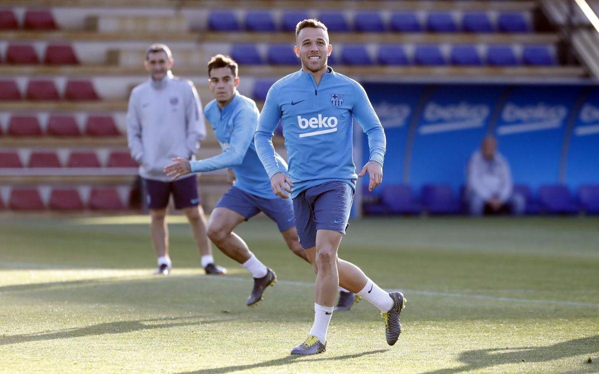 Le groupe du Barça convoqué pour aller défier Villarreal