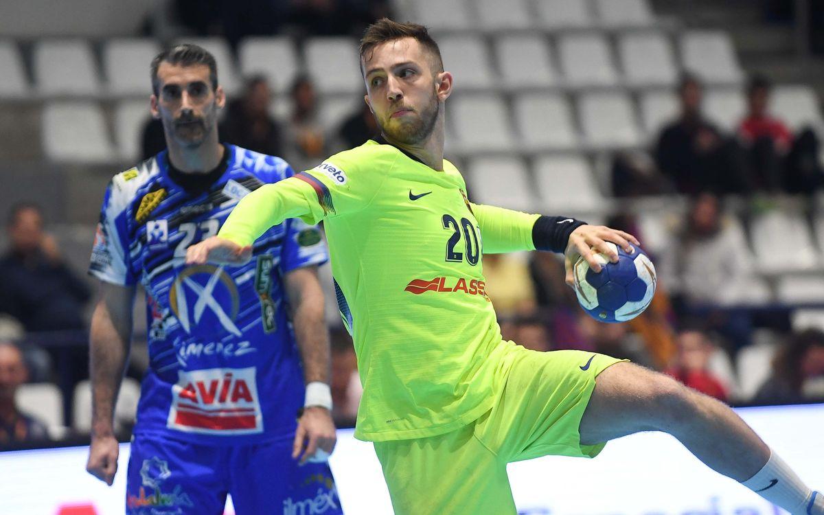 Amb pas ferm cap a les semifinals de la Copa del Rei (39-21)