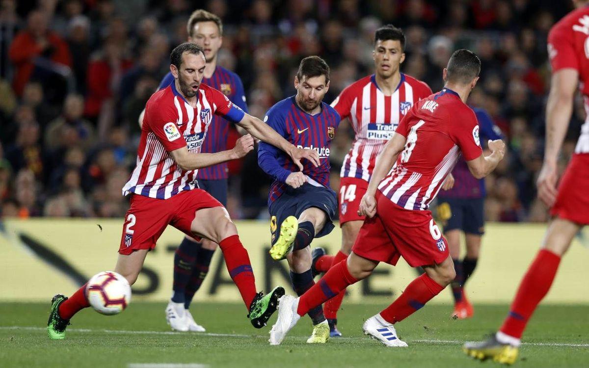 Резултат с изображение за atletico madrid vs barcelona