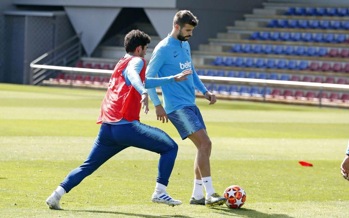 Le groupe du Barça convoqué pour aller à Manchester
