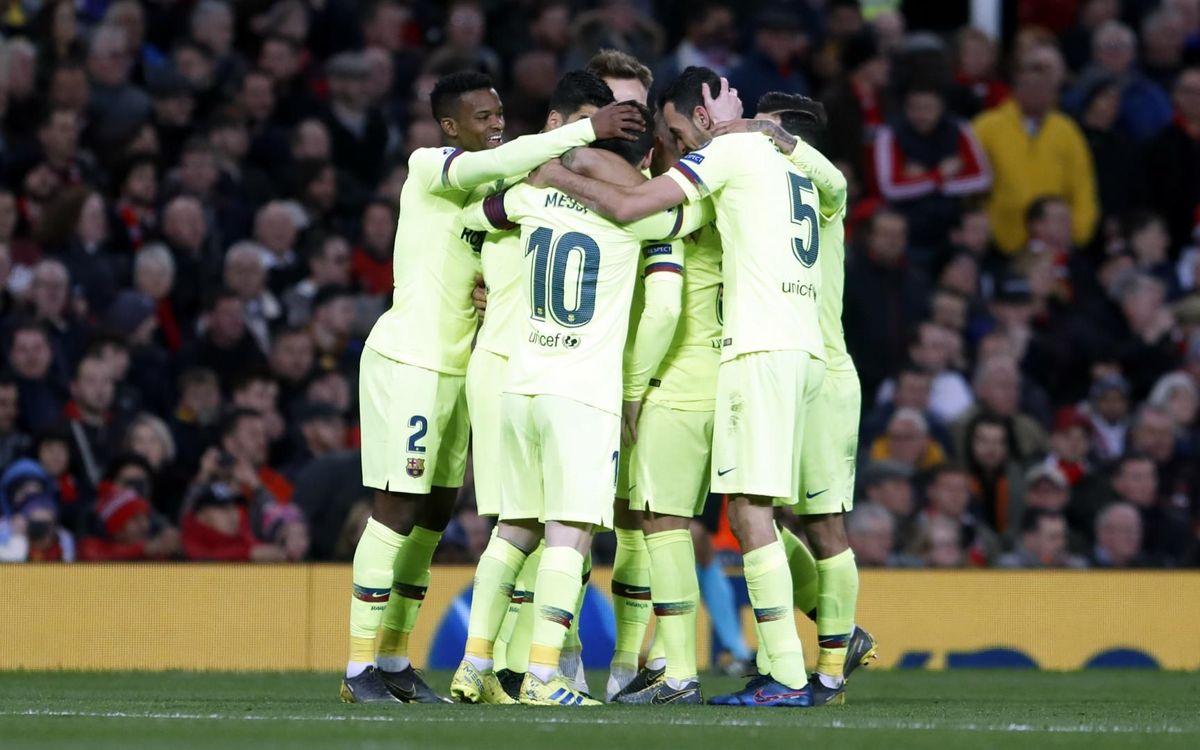 Man. Utd – Barça : Des guerriers historiques (0-1)