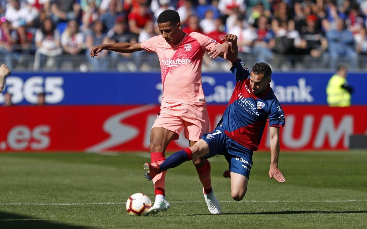 Day of debuts at Huesca