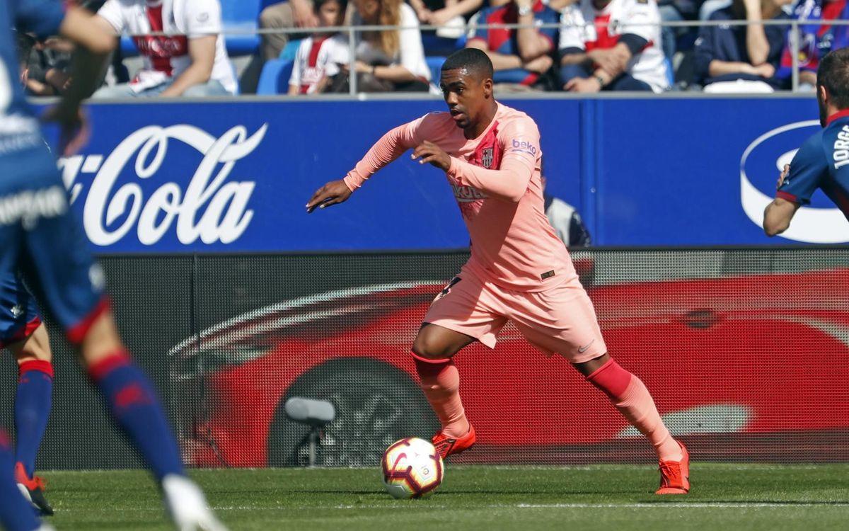 Huesca – Barça : Les jeunes ramènent un point (0-0)
