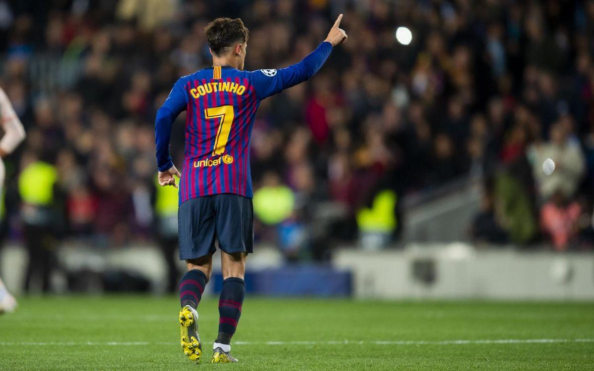 Así hemos vivido el triunfo en el Camp Nou