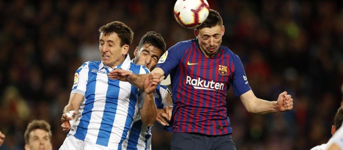 FC Barcelona - Reial Societat - MIGUEL RUIZ