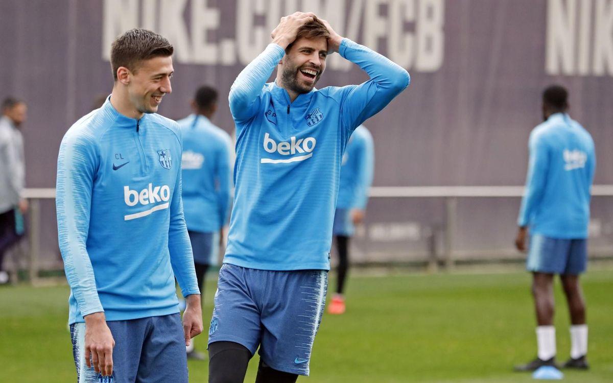 Le groupe du Barça convoqué pour aller défier Alavés
