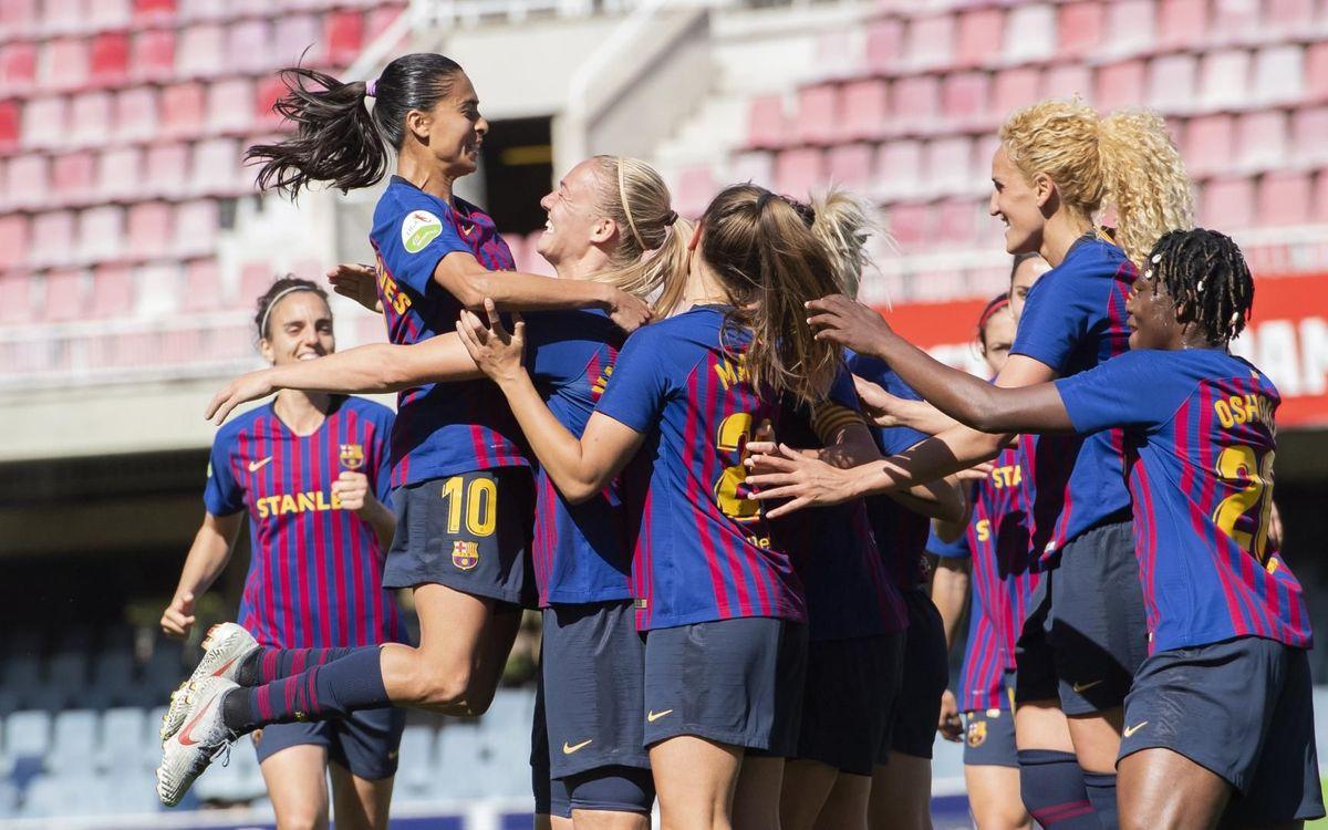FC Barcelona 6-2 Sevilla FC: More pressure on Atlético