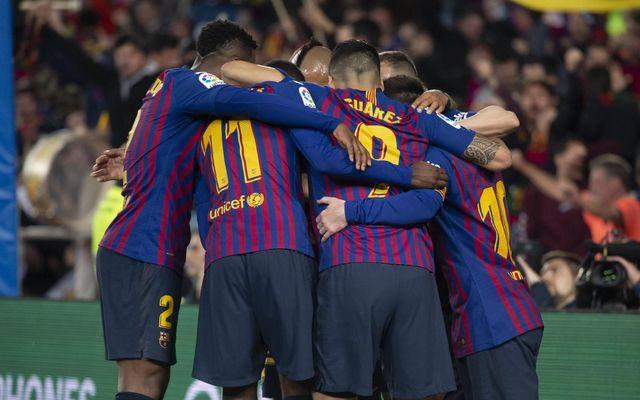 FC Barcelona - Levante   La Liga Jour de match 35 - FC Barcelone