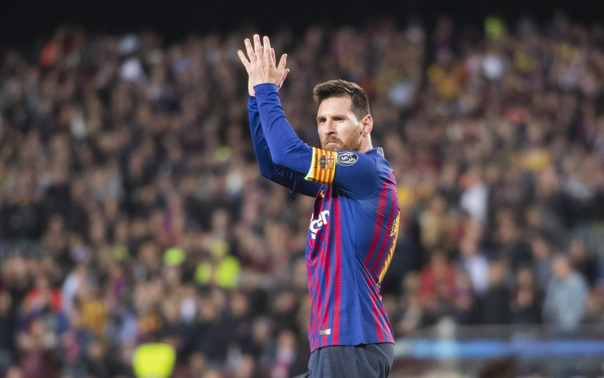 Messi's 600 goals: The Quiz