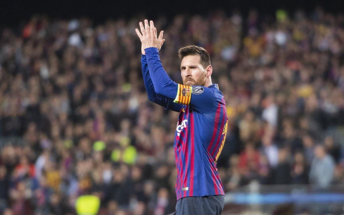 El quiz de los 600 goles de Messi