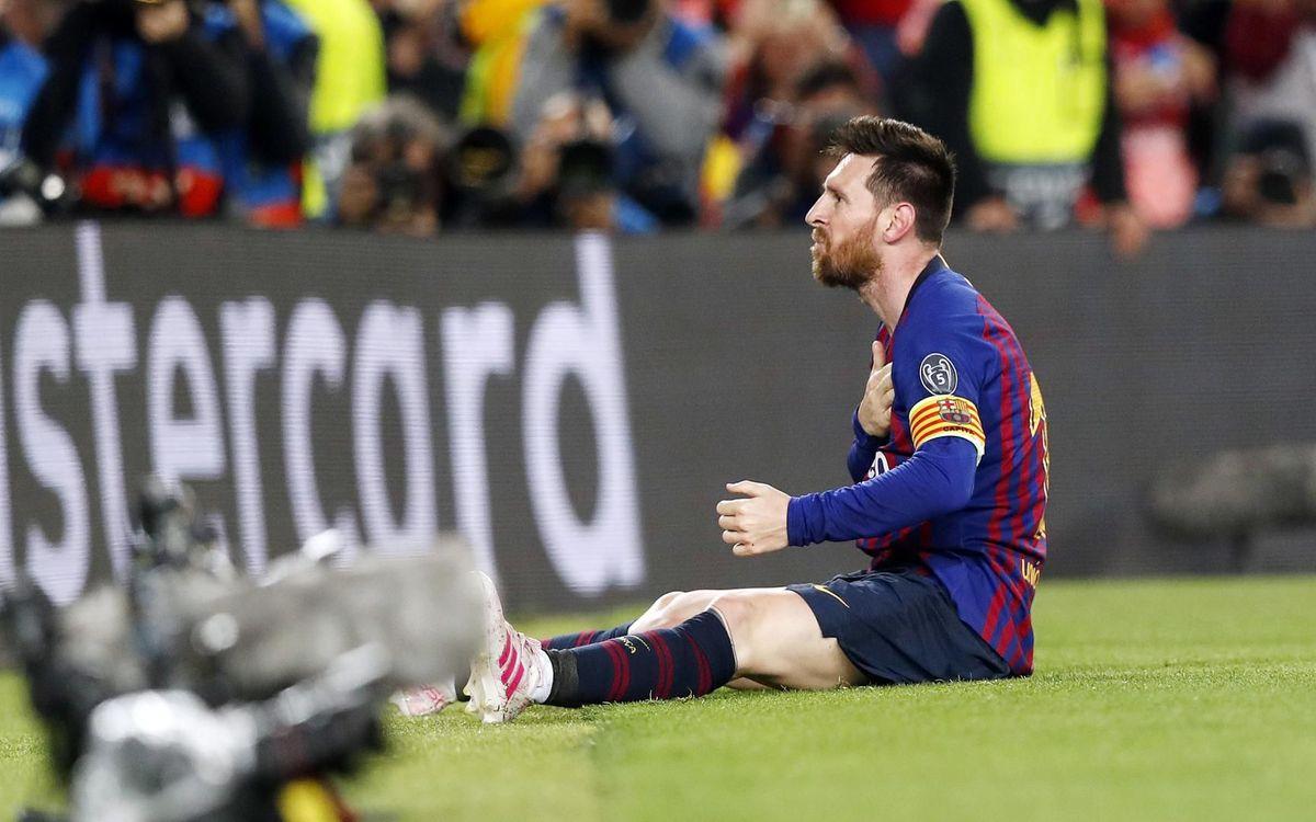 ¿De qué galaxia eres, Messi?