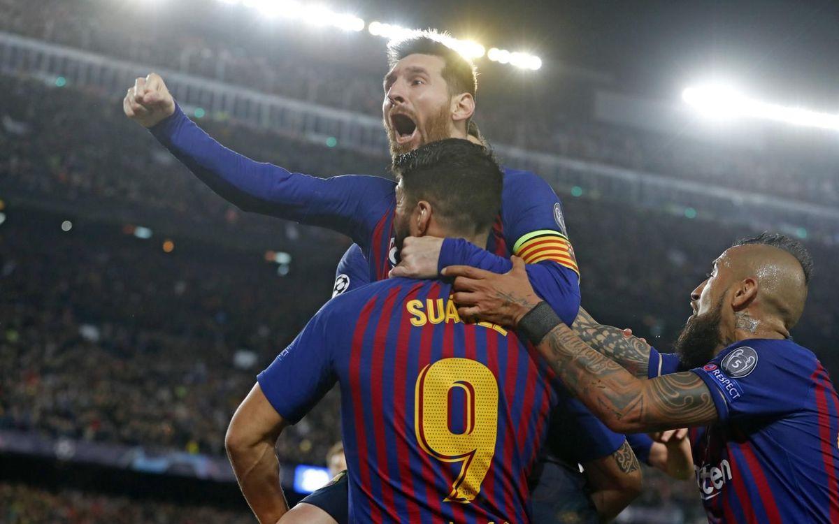 バルセロナ- リバプール:決勝まで後、90分 (3-0)