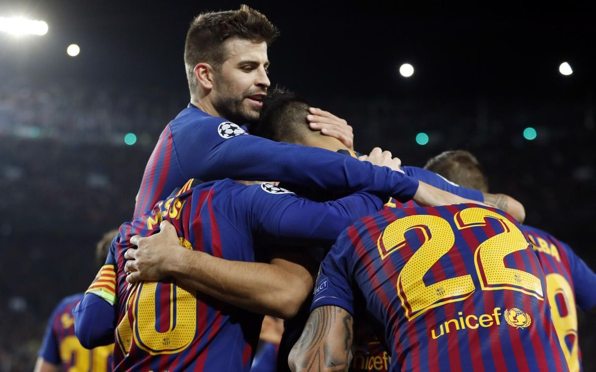 The three keys to Barça 3-0 Liverpool