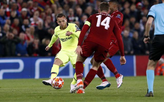6f6fc662811 HIGHLIGHTS: Liverpool v Barça