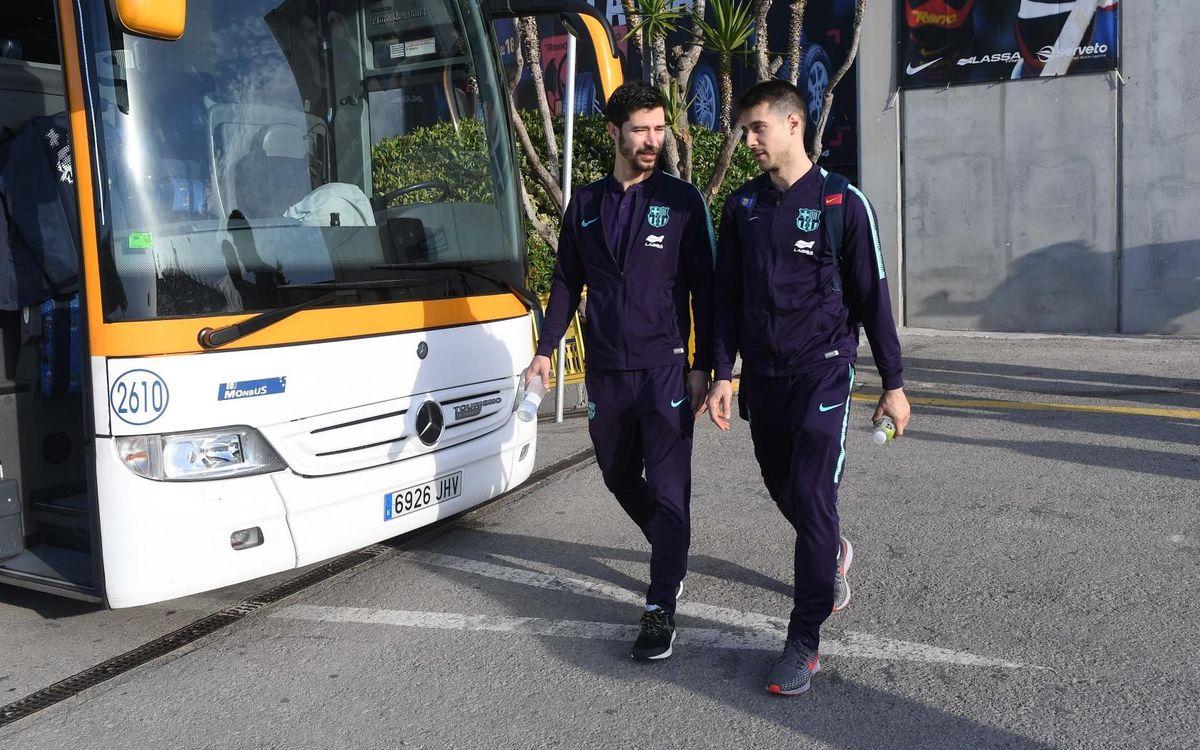 El viatge a Lisboa