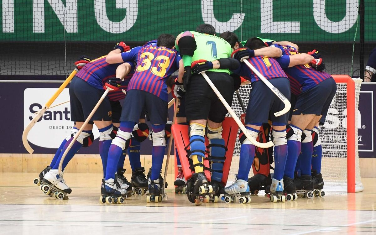 Barça Lassa - F.C. Porto: Una derrota cruel (1-1, 0-1)
