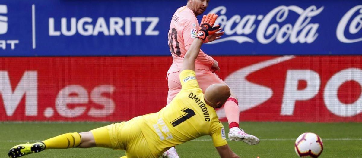 Eibar - FC Barcelona - MIGUEL RUIZ - FCB