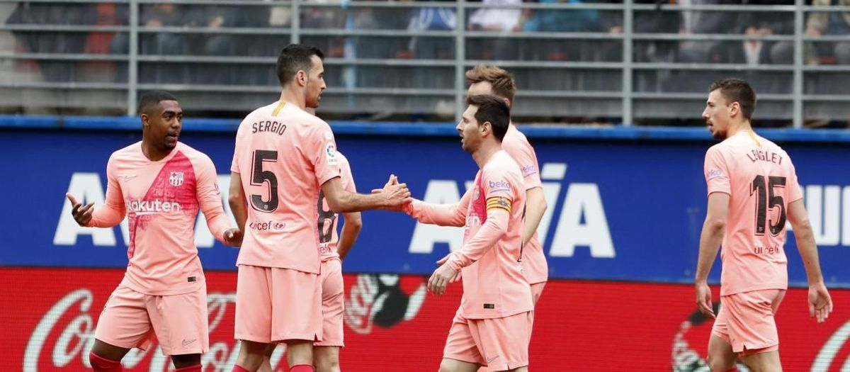 Eibar 2-2 Barça: One last point for the champions