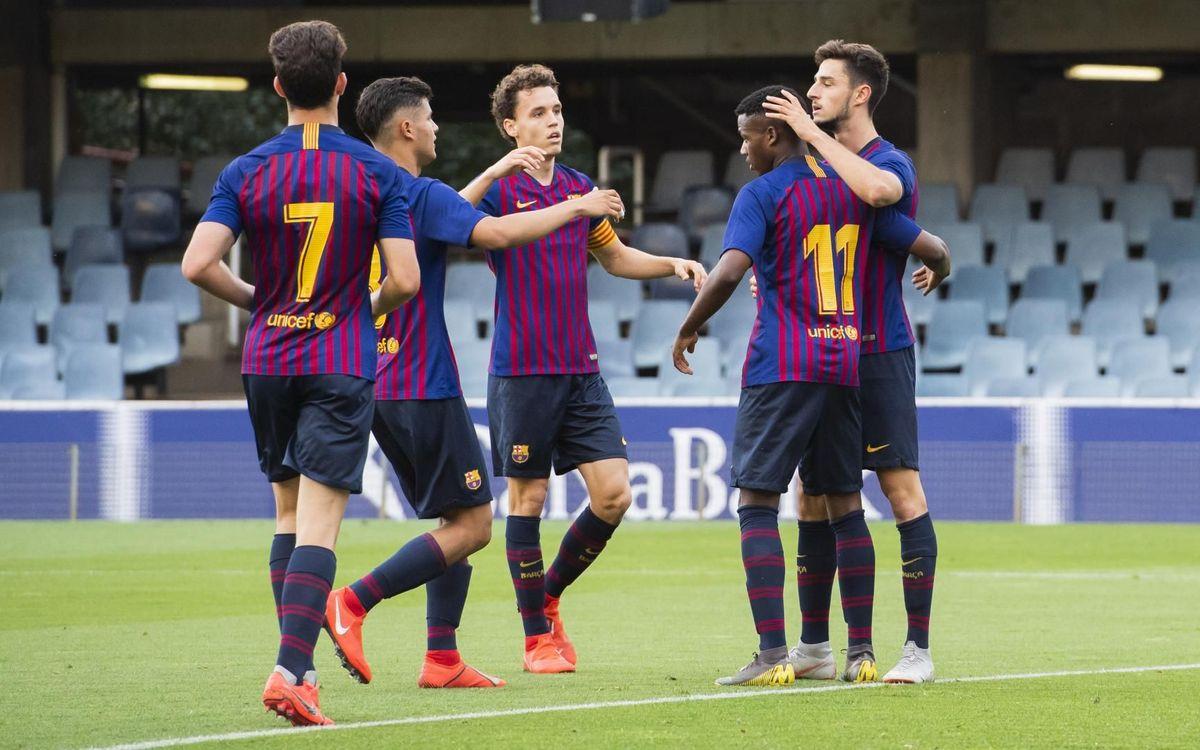 Juvenil A - Granada CF: ¡Hacia los cuartos de final de la Copa Juvenil! (3-0)