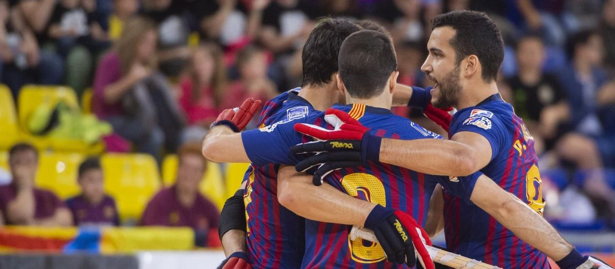 Alcobendas - Barça Lassa: Victoria para cerrar una OK Liga histórica (2-5)