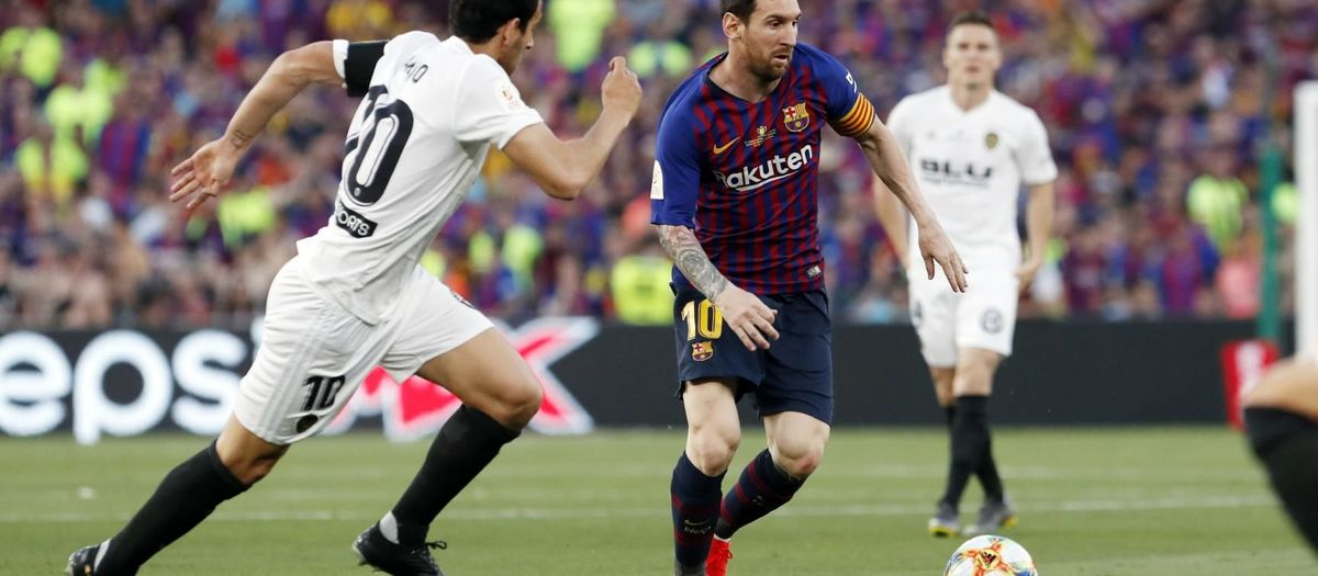 FC Barcelona 1 – 2 Valencia: The Cup slips away