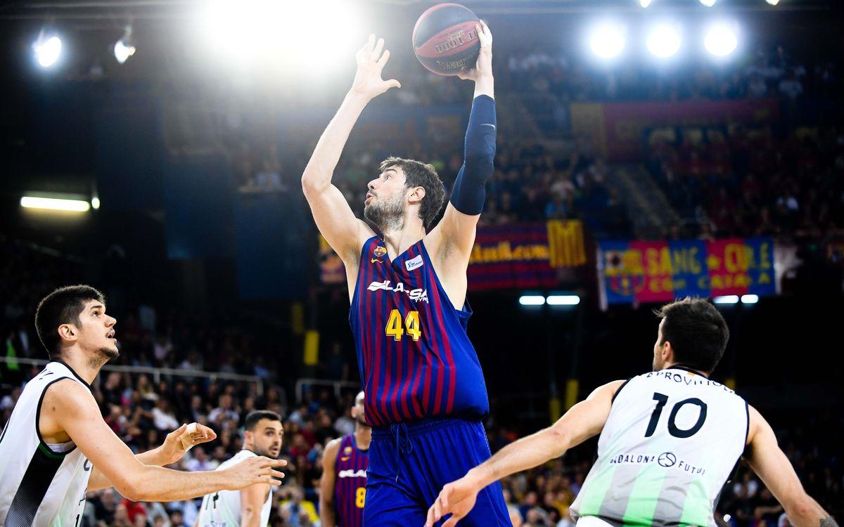 Definida la Lliga Catalana de bàsquet 2019