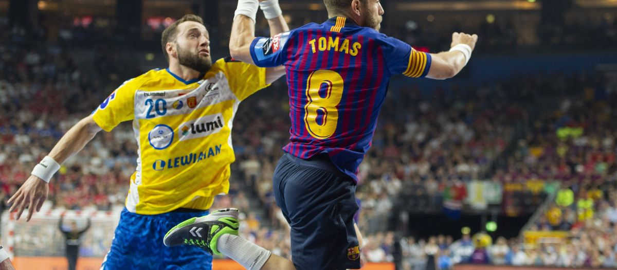 Barça Lassa 40-35 PGE Vice Kielce: Third place finish