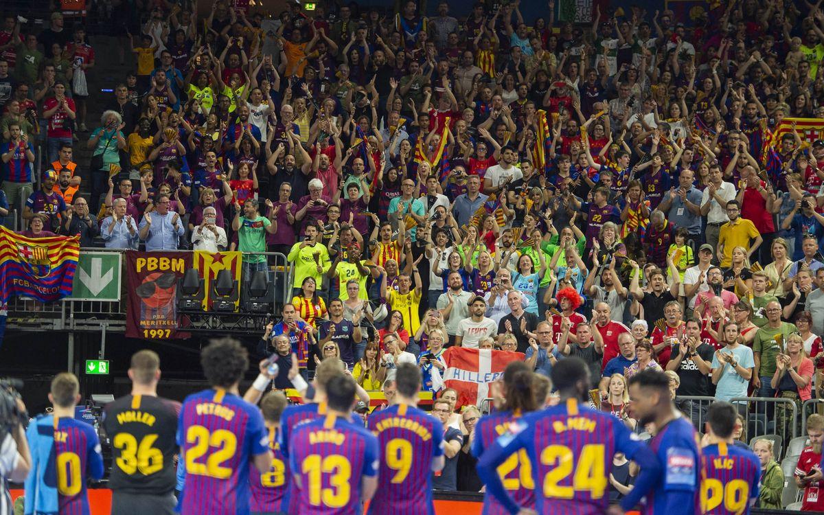 Barça Lassa-PGE Vive Kielce