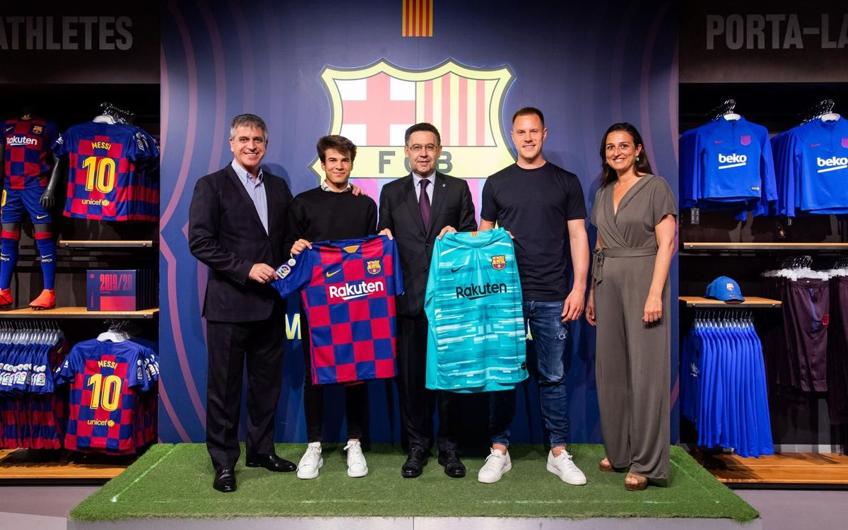 More than 600 people attend the exclusive party for the presentation of the shirt for the 2019/20 season