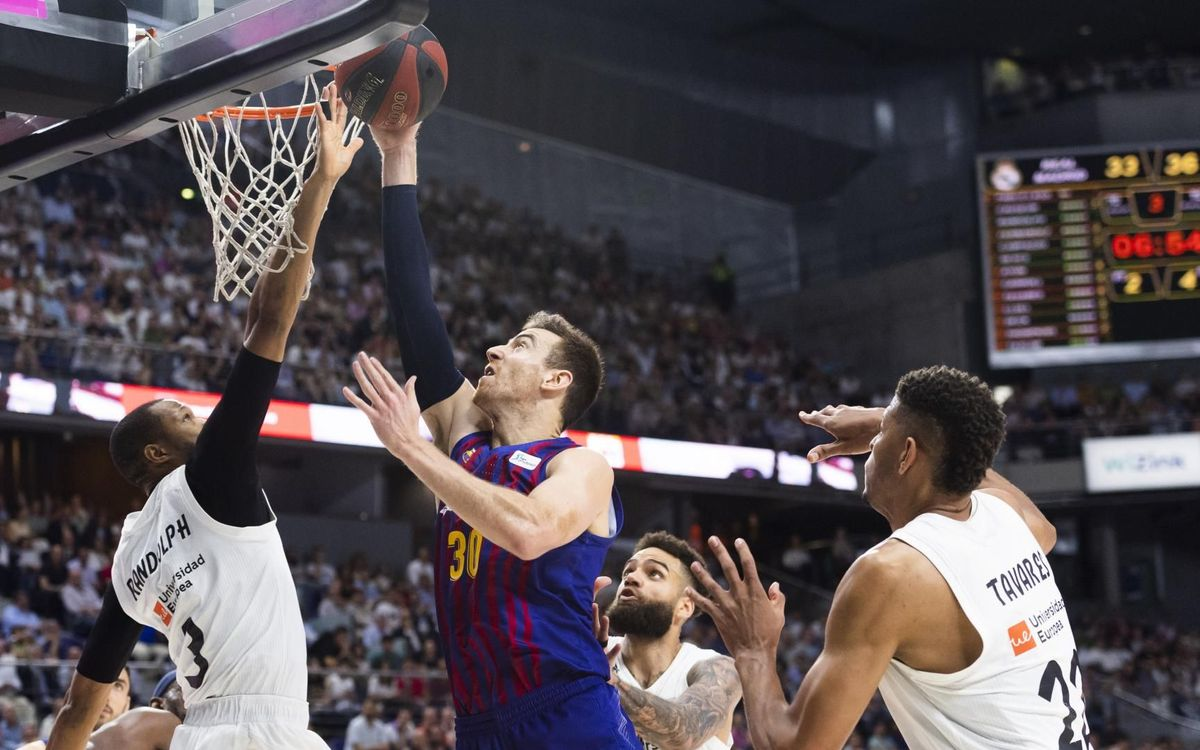 Barça Lassa - Real Madrid: Sin margen de error