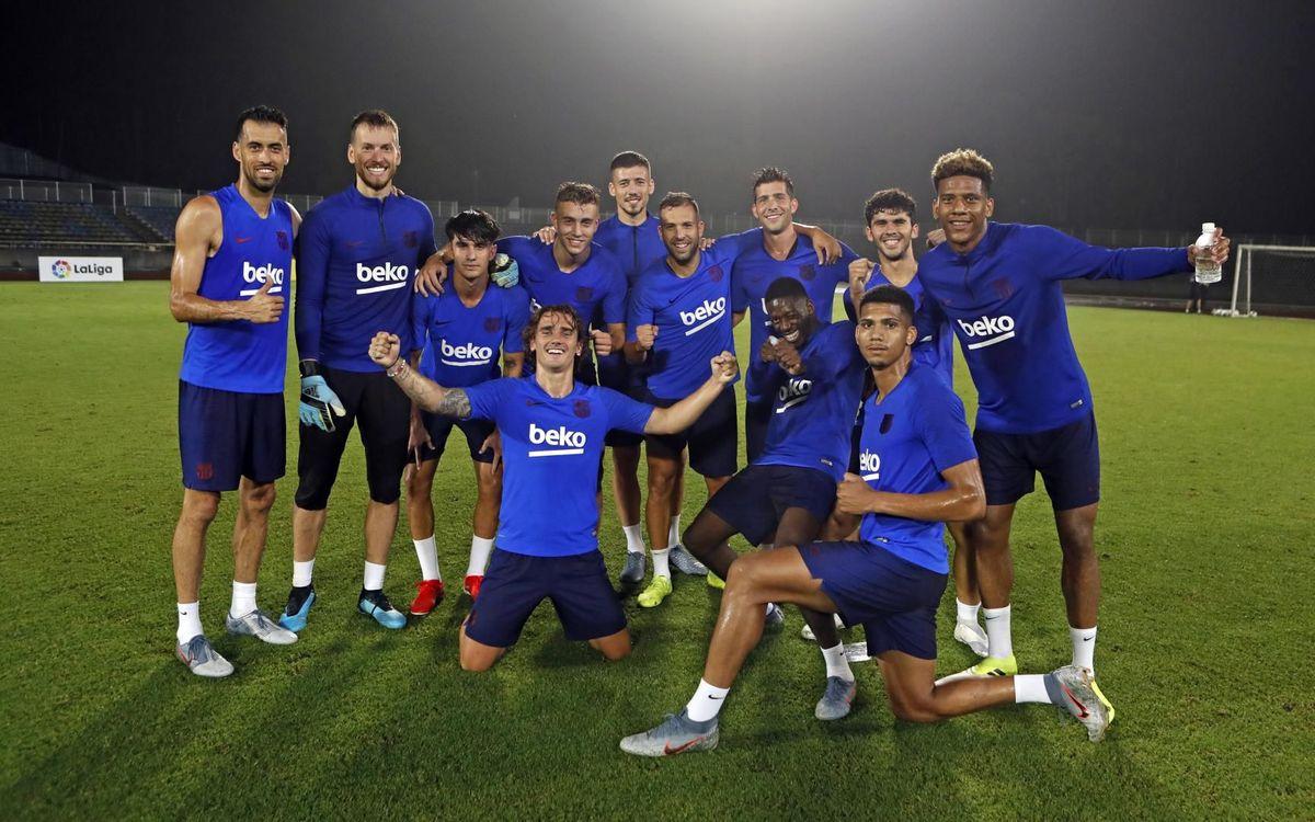 Barça v Chelsea: Match Preview