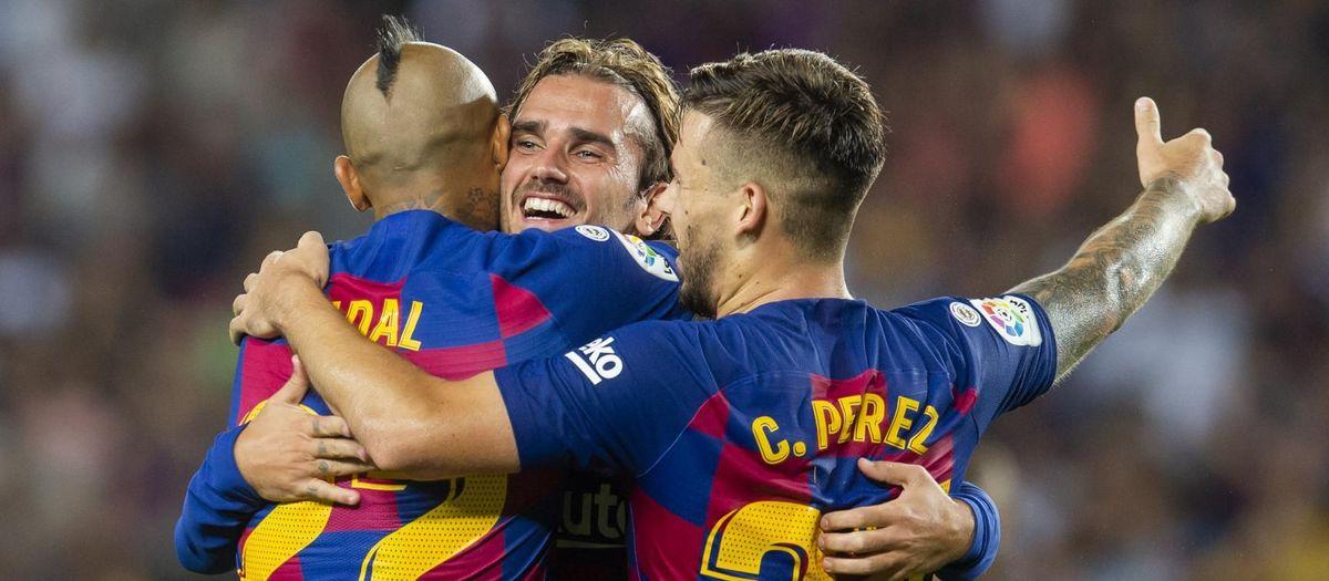 Barça 5–2 Betis: Five-star!
