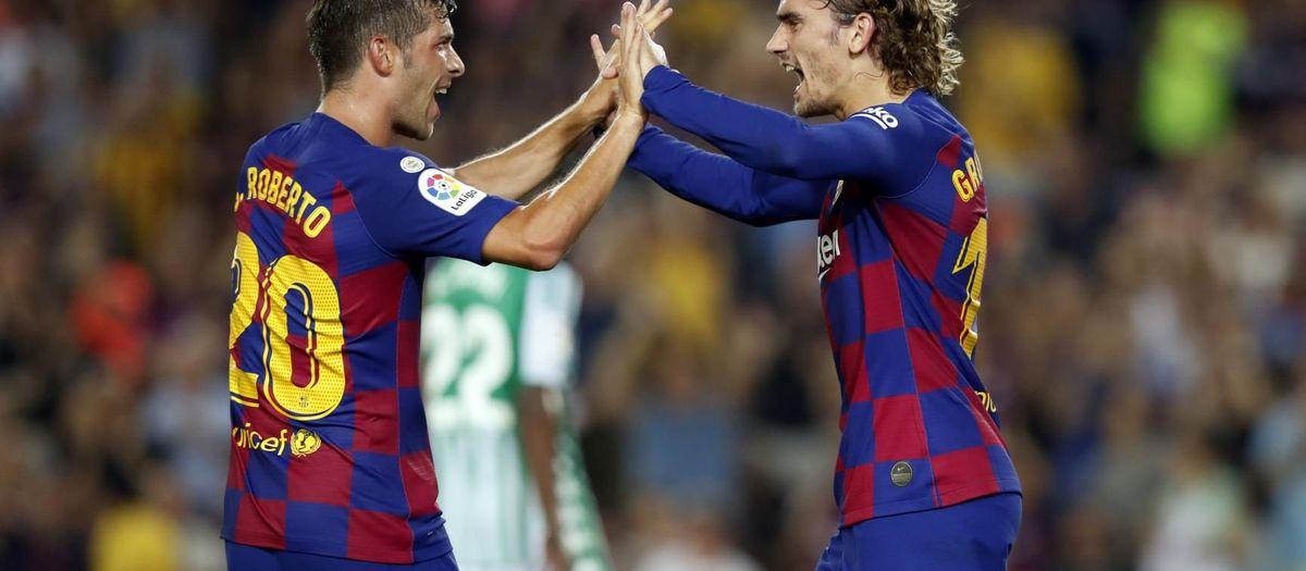 FC Barcelona - Betis