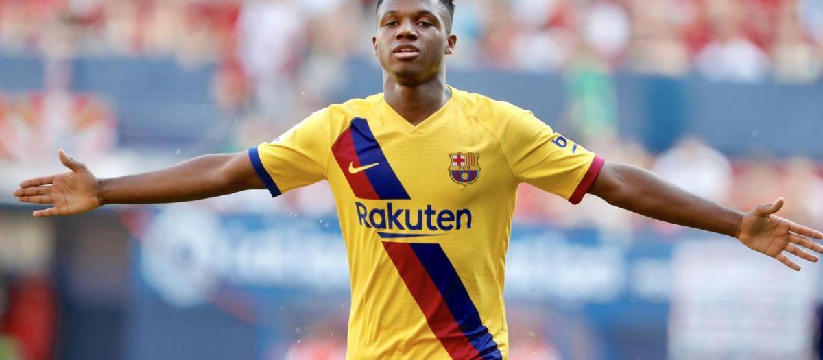 Osasuna - FC Barcelona